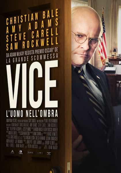 Vice - L'uomo nell'ombra - locandina