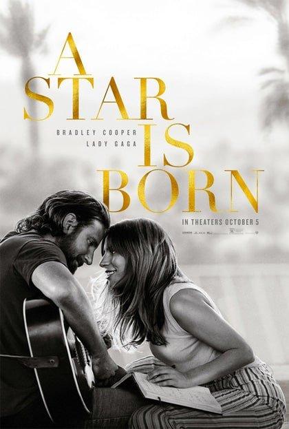 A star is born - locandina