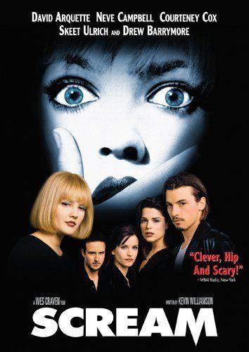 Scream (1996) - locandina