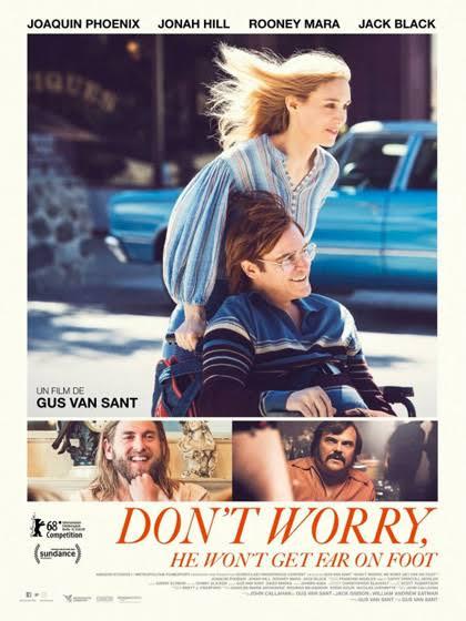 Don't Worry - locandina