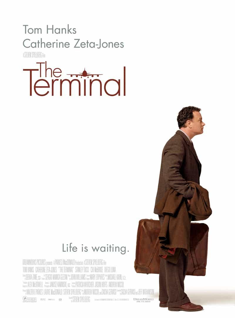 The Terminal - locandina