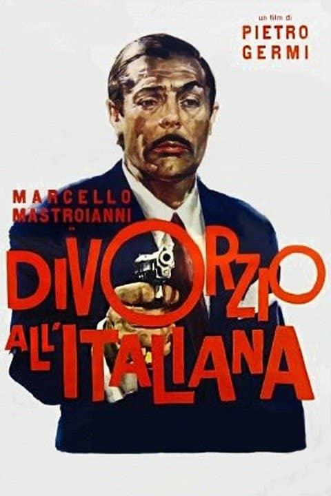 Divorzio all'italiana - locandina