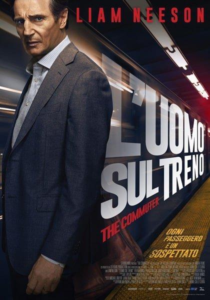L'uomo sul treno - locandina