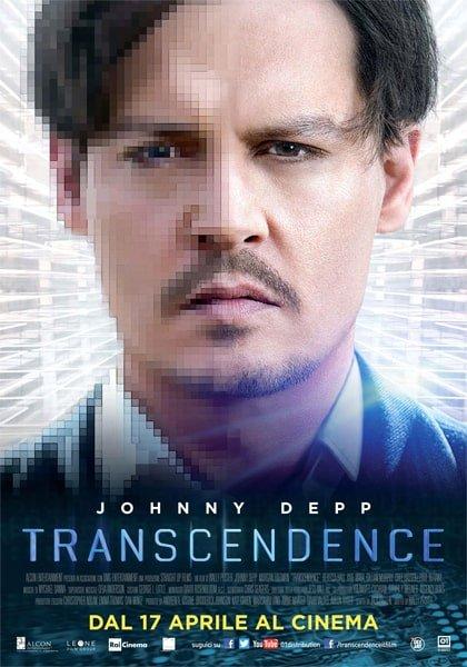 Transcendence - locandina