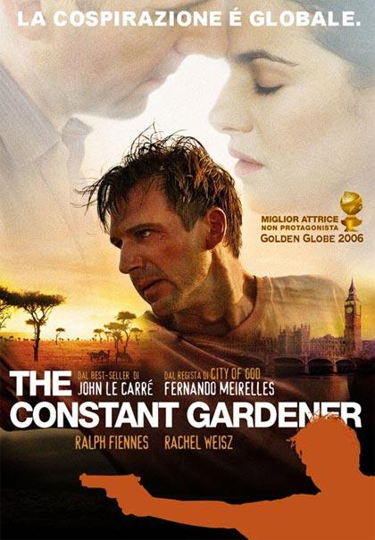The Constant Gardener - Locandina