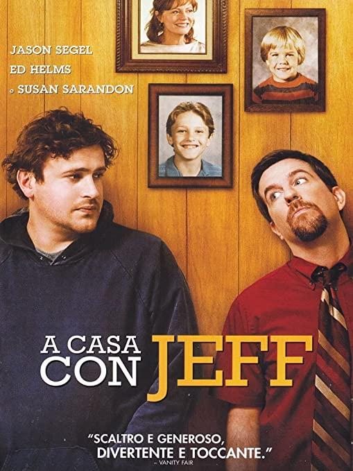 A casa con Jeff - locandina
