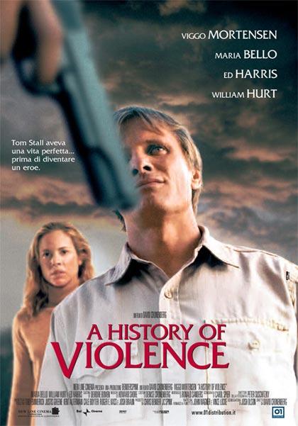 A History of Violence - locandina