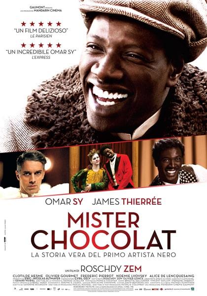 Mister Chocolat - locandina