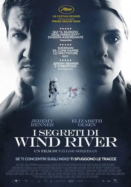 I segreti di Wind River - locandina