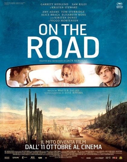 On the road - locandina