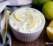 Salsa allo yogurt e avocado