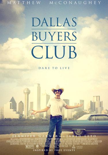 Dallas Buyers Club - locandina