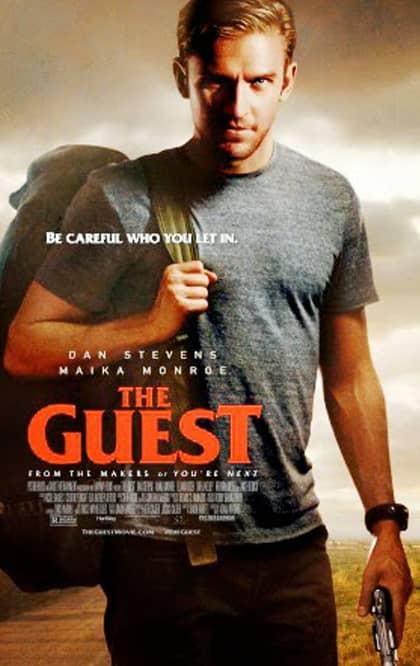 The guest - Locandina