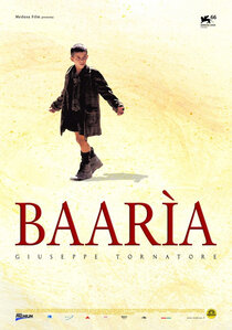 Baarìa - locandina