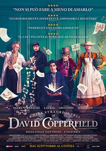 La vita straordinaria di David Copperfield - locandina