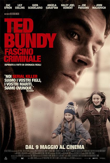 Ted Bundy - Fascino criminale- locandina