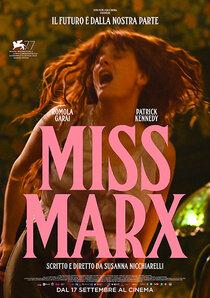 Miss Marx - locandina